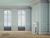 ChiMia:: Marais Apartment (Versailles Blue)