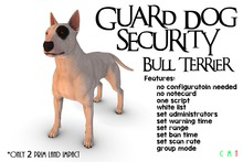 [NB] ~ Guard Dog - Bull Terrier (Boxed)