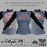 BEARCAT.EGG ; Collar Sweater Candy
