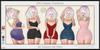 [HC] Isadora Mini Dress Fat Pack for Slink (inc. Petite), Belleza, Maitreya, eBody, Signature & Tonic