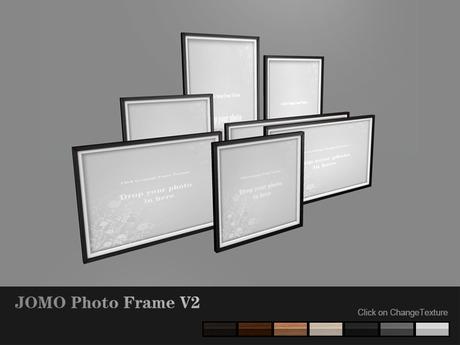 JOMO Photo Frame V2