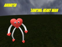 Dancing Heart man