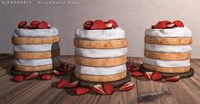 DISORDERLY. / Strawberry Cake
