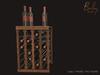 Barley - Napa Valley Set - Wine Floor Rack