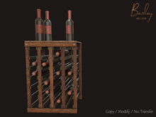 Barley - Napa Valley Set - Wine Floor Rack