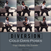 Diversion - Cold Days Poses (Wear To Unpack)