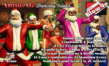 ✪Blow-Up✪ Animesh Dancing Santa