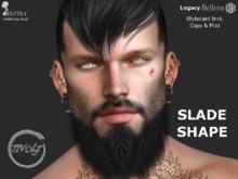 - Tivoli lnc - Slade shape for LelutKa Guy  + 3 Separate Body Shape Signature belleza and legacy