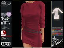 PROMO -50% - Stars - Maitreya,Classic,Belleza,Slink,Tonic,eBody - Teyla dress