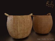 Barley - Oslo Baskets