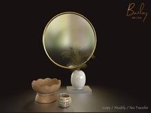 Barley - Oslo Mirror & Accents