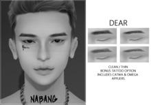 Nabang. Dear Brows (DEMO)