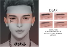 Nabang. Dear Brows