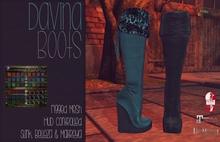 [QE] Davina Boots