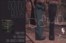 [QE] Davina Boots DEMO
