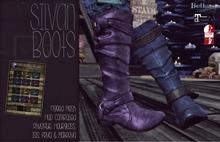 [QE] Silvan Boots -Winter Magic-
