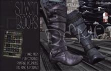 [QE] Silvan Boots -Winter Magic- DEMO