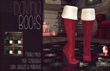 [QE] Davina Boots -Christmas-