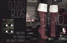[QE] Davina Boots -Christmas- DEMO