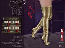 [QE] Camilla Boots -Holiday Essentials-