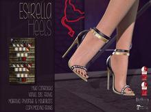[QE] Estrella Heels -Holiday Essentials-