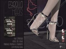 [QE] Estrella Heels -Holiday Essentials- DEMO