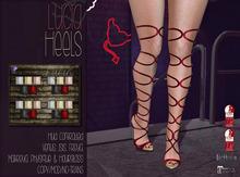 [QE] Lucia Heels -Holiday Essentials-