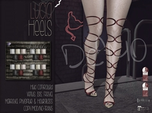 [QE] Lucia Heels -Holiday Essentials- DEMO