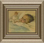 DM Vintage Baby Framed 2