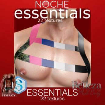 NOCHE. Essential Todd Harness