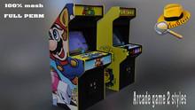 *Seek* Arcade game