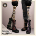 Wicca's Originals - Eagleden Legs/Boots (male) (ADD)