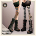 Wicca's Originals - Eagleden Legs/Boots (female) (ADD)