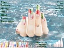 .: RatzCatz :. Bento FingerNails *SUMMERTIME* (wear to unpack)
