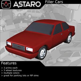 Astaro Filler Cars