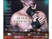 [[ Masoom ]] Swayer Bento- FATPACK- Male-Legacy (male & female), Slink (male & female) Lara, Belleza & Alice-