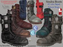 Sinder leather men Boots - Fashionnatic