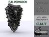 .::QUTWORLD King Skull Shield::.FP