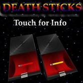 StarWars Spice Death Stick Red Vial