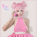 Kawaii couture 80s calling clutch ad 2