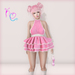 Kawaii couture 80s calling clutch ad 3