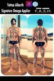 F.A.S.H VIPER  Tattoo Alberth Signature Omega Applier