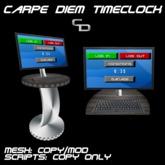 Carpe Diem Employee Timeclock copyable (mesh)
