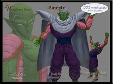 Avatar mesh Piccolo Dragon Ball Super (Bento)