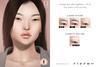 "alaskametro<3 ""May"" face skin in Tone 1 - Omega applier HUD/Classic/Bakes-on-mesh"