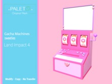 Gacha Machines - Sweeties