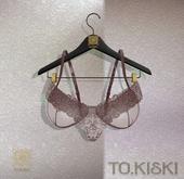 TO.KISKI - Tiffany Lingerie / Nude
