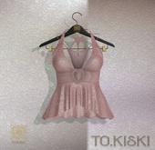 TO.KISKI - Missy lace lingerie / Nude (add me)