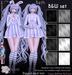 [^.^Ayashi^.^]  Beth hair-B&W set