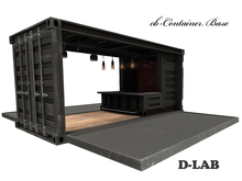 D-LAB -cb-Container. BASE-ve